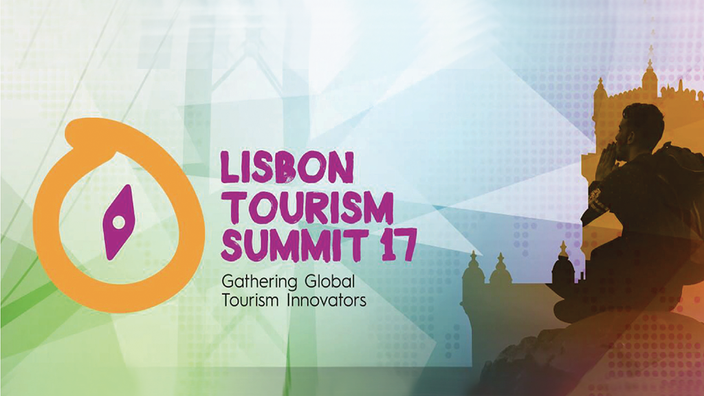 Lisbon Tourism Summit Logo