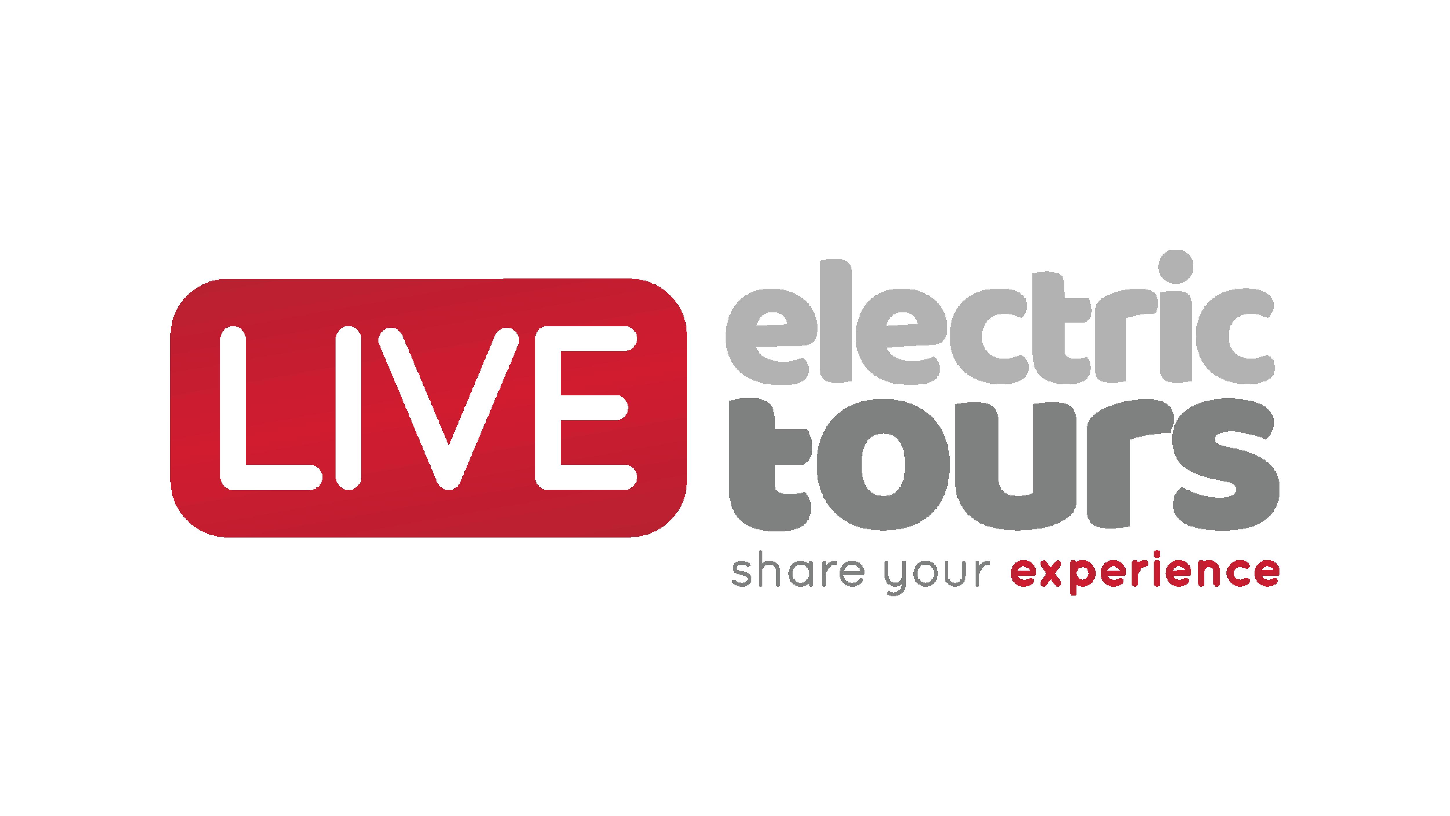 logo live electric tours